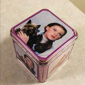 Wizard of Oz Antique Collectible Tin